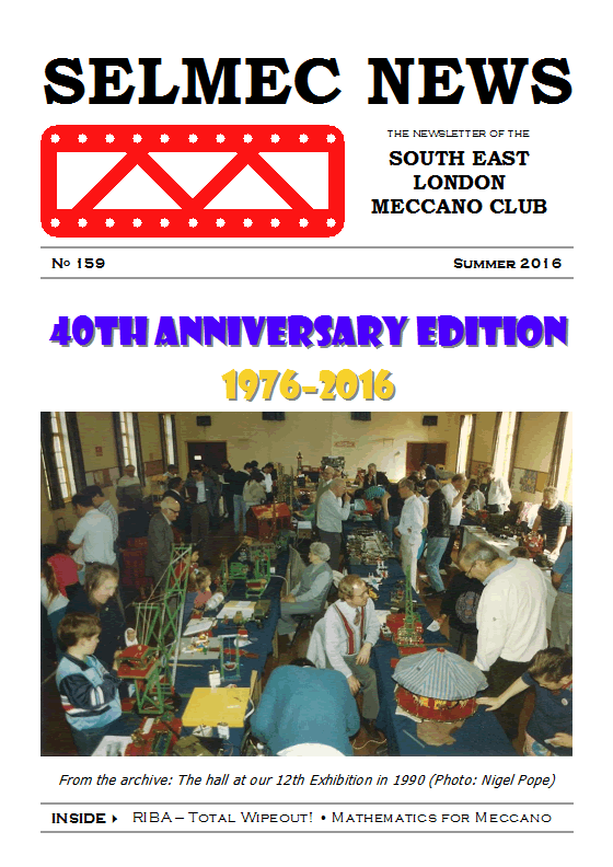 Summer 2016 Newsletter cover